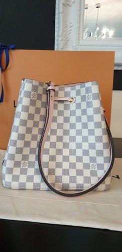 Original Neu Louis Vuitton Neonoe Damier azur