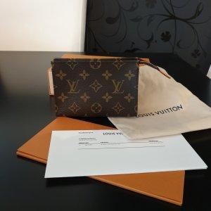 Louis Vuitton Sac de soirée brun-brun foncé