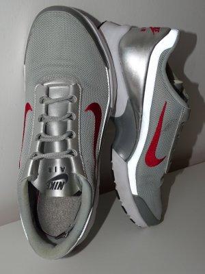 Original Nike Air Max Jewell Damen Silber Rot Gr.39 (NP: 140€)