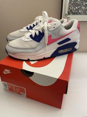 Original Nike Air Max Sneaker Turnschuhe weiß Pink lila gr. 40