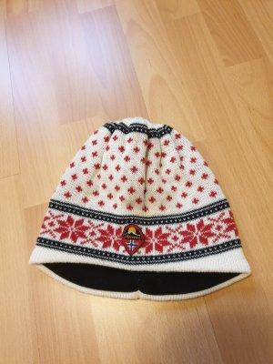 Original Norweger Wollmütze,  neuwertig,  unisex