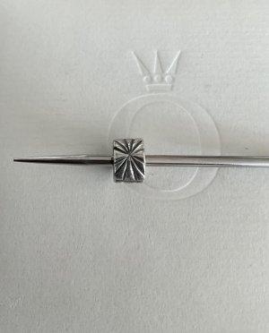 original  Pandora Bead Feststeller Clip Strahlen 925 Silber sehr guter Zustand