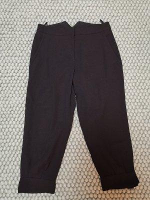 Prada Wełniane spodnie czarny