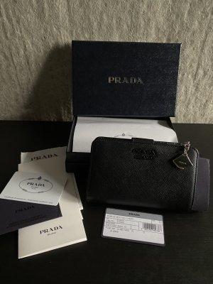 Prada Wallet black