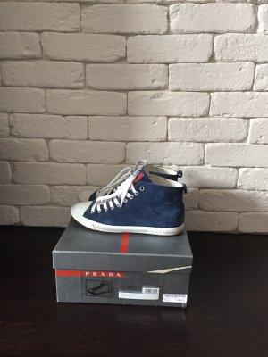 Original Prada Rauleder Sneakers *36,5*