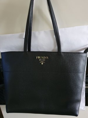Original PRADA Shopper Tasche Vitello Phenix Modell 2019