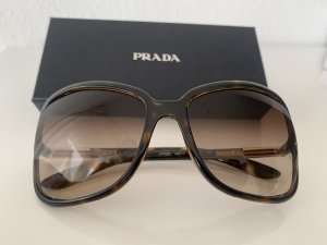 Prada Oval Sunglasses multicolored