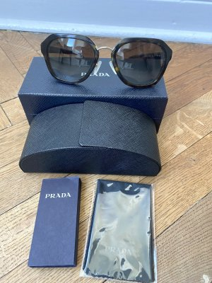 Original Prada Sonnenbrille in dunkel braun