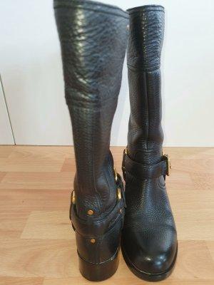 Prada Krótkie buty czarny Skóra