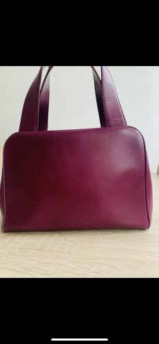 Prada Handbag magenta-purple