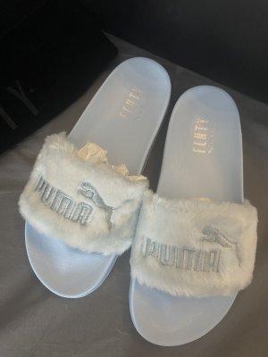 Fenty Puma Comfortabele sandalen azuur