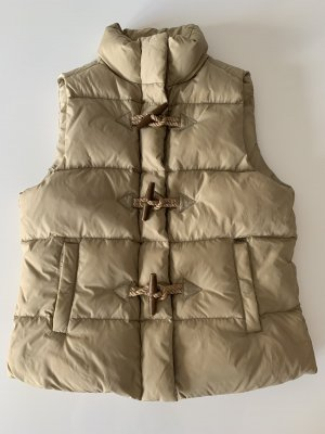 Denim & Supply Ralph Lauren Down Vest beige-camel