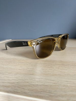 Ray Ban Retro Glasses brown-black