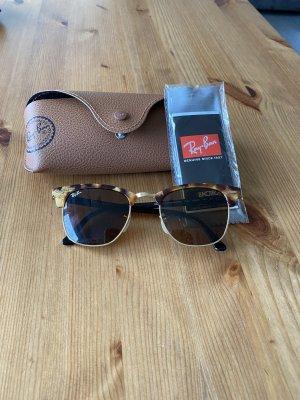 Rayban Angular Shaped Sunglasses multicolored