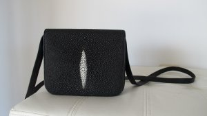 Original Rochenleder Tasche Crossbody Bag sehr elegant NEU