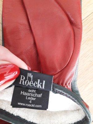 Roeckl Leren handschoenen veelkleurig Leer