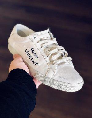 Original Saint Laurent Distressed Sneaker