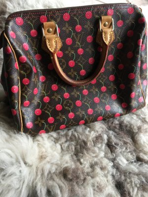 "Original Speedy 25 ""Cherry"" LV-Murakami"