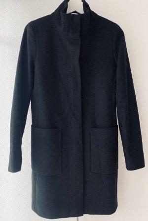St. emile Cappotto in lana nero