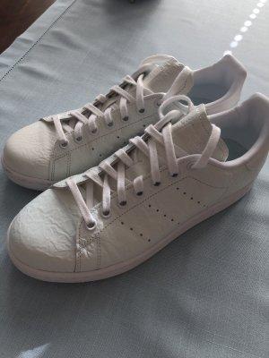 Adidas Sznurowane trampki turkusowy-bladozielony