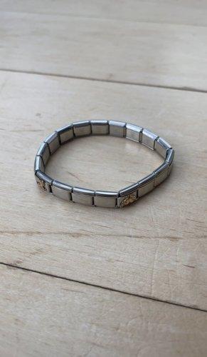 Original Sterling Silber Armband mit Motivelemente