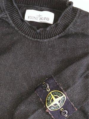 Original Stone Island Pullover schwarz