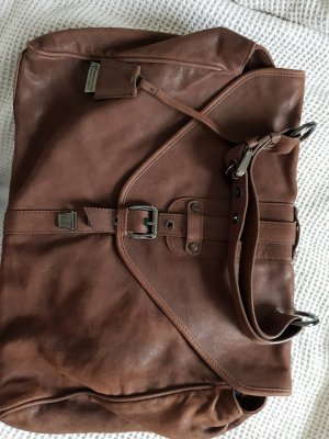 Strenesse College Bag brown-dark brown