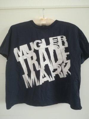 ORIGINAL THIERRY MUGLER Sportshirt, atmungsaktiv, Gr. 38, Topzustand