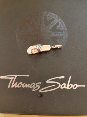 Thomas Sabo Pendentif argenté-violet