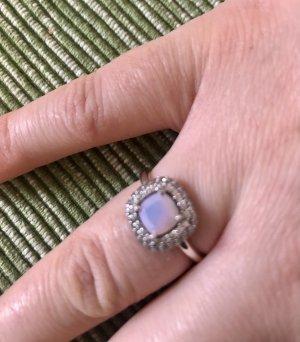 Thomas Sabo Srebrny pierścionek srebrny-jasny różowy