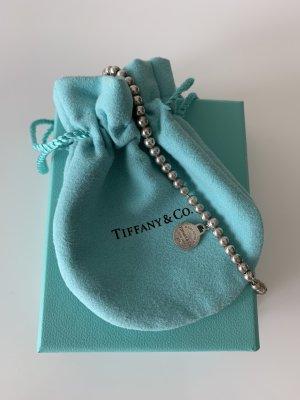 Tiffany&Co Bransoletka srebrny