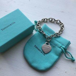 Tiffany&Co Bracelet en argent argenté métal