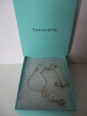 Original TIFFANY & CO  Halskette 925 Silber.. Zustand: Gebraucht