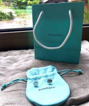 Tiffany&Co Boucles d'oreilles en argent argenté