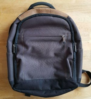 Timberland Sac à dos pour ordinateur portable gris brun-marron clair