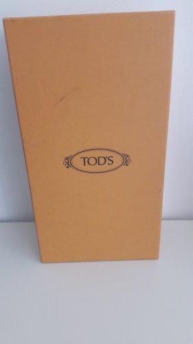 Original Tod's Lederschuhe Gr. 7,5 eher Gr.41