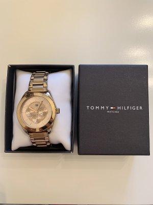 Original Tommy Hilfiger Armbanduhr Roségold