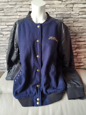 Tommy Hilfiger College Jacket black-blue
