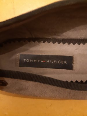 Tommy Hilfiger Bailarinas con punta gris