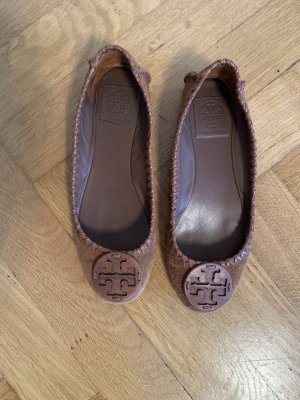 Tory Burch Classic Ballet Flats multicolored