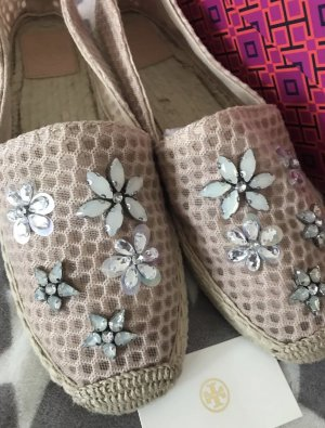Tory Burch Slip-on Shoes dusky pink-pink