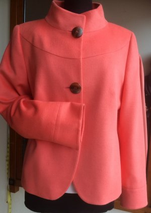 Trixi Schober Giacca di lana albicocca Lana