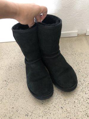 Original Ugg Boots 40 schwarz