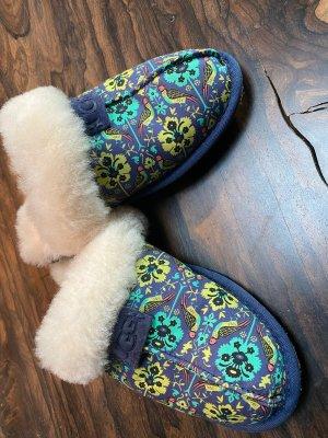 Original UGG Hausschuhe 36 Winter Warm Fell Hippie Boho Pantoffeln