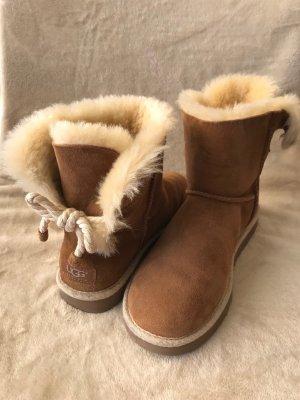 Original UGG Mini Boots, Gr. 38, camel NEUWERTIG