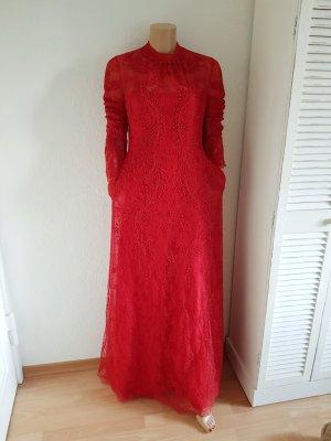 original Valentino Couture Seiden Kleid 36.500£