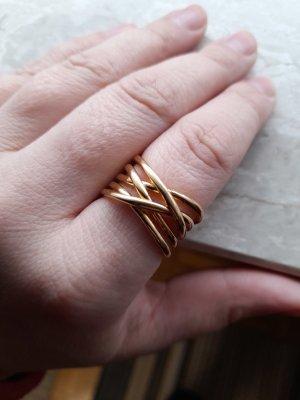 Original Veronese Ring aus Italien,  Gr. 18- 19
