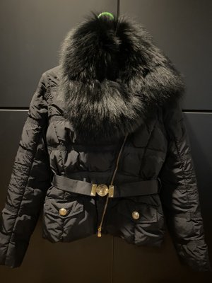Versace Doudoune noir