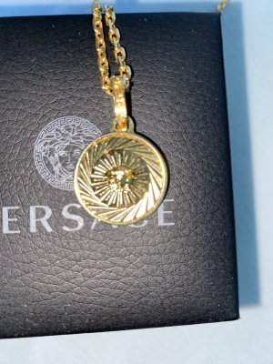 Versace Jeans Couture Necklace sand brown