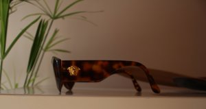 Original versace sonnenbrille retro vintage